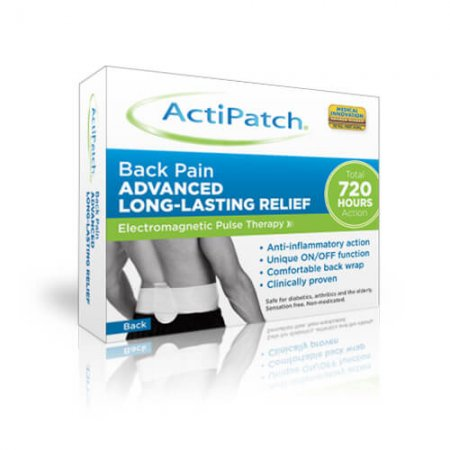 ActiPatch back pain